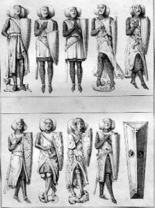 Effigies of the Temple Church
