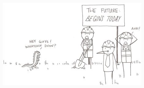 Misunderstood Newts